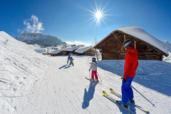 Hiver Ski en Famille à La Clusaz